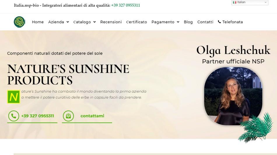 Создание сайтов на Вордпресс. Портфолио